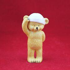 "Danbury Mint Teddy Bears Figurine Collection ""Pooh Bear"" Bone China"