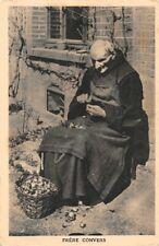 FRERE CONVERS - Noviciat Franciscain - AMIENS