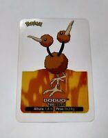 084 Doduo POKEMON Lamincards Collection 2005 EDIBAS Español