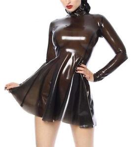 Gummikleid In Erotik Kostume Fur Damen Gunstig Kaufen Ebay
