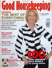 Good Housekeeping Magazine May 2004 Sandra Howard