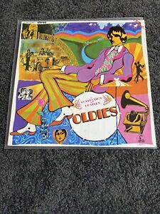 The Beatles A Collection Of Beatles Oldies Dutch Odeon Fame Pressing