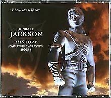 HIStory - Past, Present And Future - Book 1 von Jackson,Mi... | CD | Zustand gut
