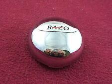 Bazo Wheels Chrome Custom Wheel Center Cap (1)