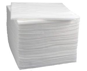 Biodegradable Luxury White Disposable Towels 90cmx50cm x 100