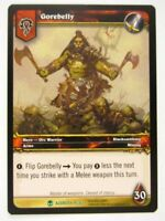 WoW: World of Warcraft Cards: GOREBELLY 9/361 - played