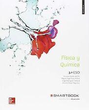 (15).FISICA QUIMICA 3ºESO (+SMARTBOOK). ENVÍO URGENTE (ESPAÑA)