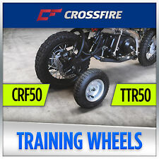 Motorcycle Training wheels for Honda CRF 50 - XR 50 Motorbike