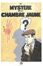 """3 ex libris Tardi: """"Le Mystère de la Chambre Jaune""""  - non signés"""