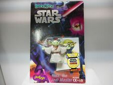 YODA THE JEDI MASTER STAR WARS JUSTOYS BENDEMS