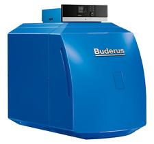 Buderus Ölbrennwert Kessel GB125 Reg. MC110 Ölblaubrenner BE RC310