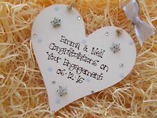 60th Birthday Heart Keepsake Any Age