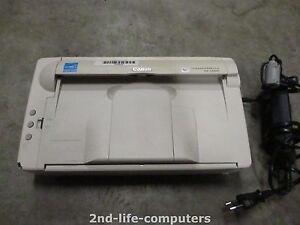Canon DR-2580C M11052 imageFORMULA 24 bit Duplex CMOS 600 DPI Color Scanner USB