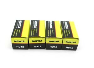Lot of 4 - Novita Technologies HD12 Electromechanical Flasher Relay 12V