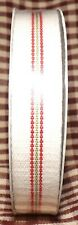 Stampin Up!   Ribbon  NATURAL SLEIGH BELLS New  Retired