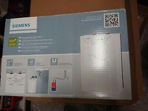 Siemens CTDOB5B 5L Kleinspeicher drucklos untertisch Neu eco 7736504145 A effizi