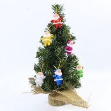 Christmas Trees Desk Table Decor Mini Xmas Gift Xmas Decoration Small Pine Tree&