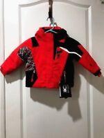 Spyder Kids Mini Challenger Ski Snow Jacket NWT MSRP $135.00