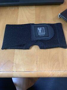 Nikken Magnetic ELASTOMAG Elbow Support Wrap Flexible Kenko Tech VG+ Medium
