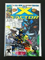X-FACTOR #75 MARVEL COMICS 1992 NM+