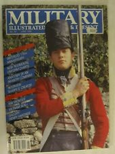 Military Illustrated Past & Present - No. 25 June 1990 Waterloo 175th Uniforms