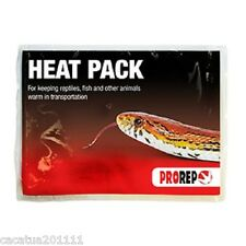 NEW TO MARKET:  PROREP HEAT PACK X 2 FOR TRANSPORTING REPTILES