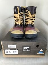 Sorel Sentry Original Boot - Saddle - 10