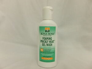 Rona Ross Prickly Gel Wash 160ml.  EXPRESS P&P
