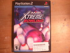 AMF Xtreme Bowling (Playstation 2/PS2) Used, Complete!