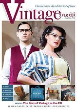 Vintagexplorer - Issue No5 - G-Plan Flight Bags Cocktails Vinyl Side-cars