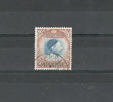 R1831 - LIBIA 1952 - SERIE COMPLETA USATA RE IDRISS 1° N°134 - VEDI FOTO