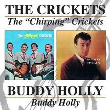 Buddy Holly-chirping Crickets/Buddy Holy CD NUOVO