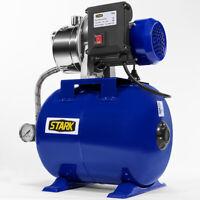 "1.0HP 1"" Water Jet Pump Shallow Well Fountain Garden Lawn Sprinkler System"