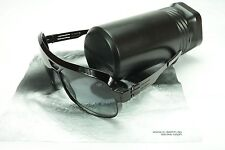 IC! Berlin Sunglasses Marcelo Black Stainless Steel Acetate Germany 58-14-125 45