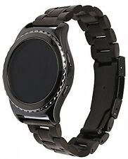 Gear S2 Classic Watch Band (SM-R732), ELander Stainless Steel Metal Strap For -