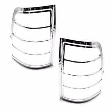 Chrome Tail Light Covers For Dodge Ram 1500/2500/3500