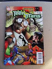 Teen Titans  60  . DC . 2008 - VF - minus