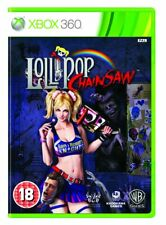 Lollipop Chainsaw XBox 360 NEW And Sealed