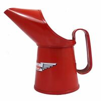 Classic Vintage Austin Healey Pouring Half Pint Oil Can in Red