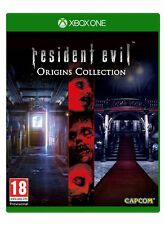 Resident Evil Origins Collection (Xbox One) NEW & SEALED Fast Dispatch