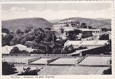 ETHIOPIA - Dire Daua - Panorama con Ghebì Imperiale - 1936