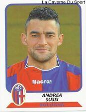 ANDREA SUSSI ITALIA BOLOGNA.FC STICKER CALCIATORI 2004 PANINI