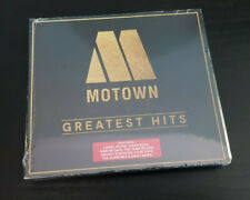 CD TRIPLE ALBUM - MOTOWN GREATEST HITS - NEW AND SEALED