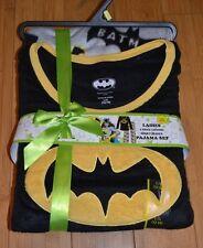 Batman Logo Women's Pajama PJ 2 Piece Set Minky Fleece XL X Large 16-18 NWT