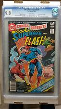 DC Comics Presents #1 CGC 9.8 NM/M  White