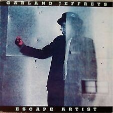 GARLAND JEFFREYS 'ESCAPE ARTIST' UK LP