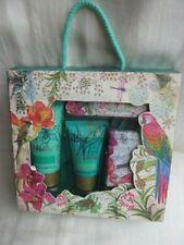 Heathcote & Ivory Rainforest Travel Treats Set Hand Cream Soap Shower Cream NEW