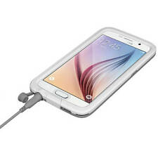 NEW Lifeproof Waterproof FRE Case For Samsung Galaxy S6 - White 100% Authentic