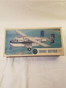 Airfix Shorts Skyvan 1/72 scale