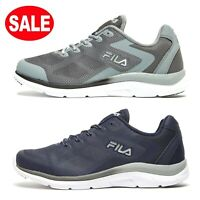 Mens FILA EXOLIZE Trainers Shoes - Sizes 6 to 12 UK - NAVY or GREY *RRP£𝟼̶𝟶̶